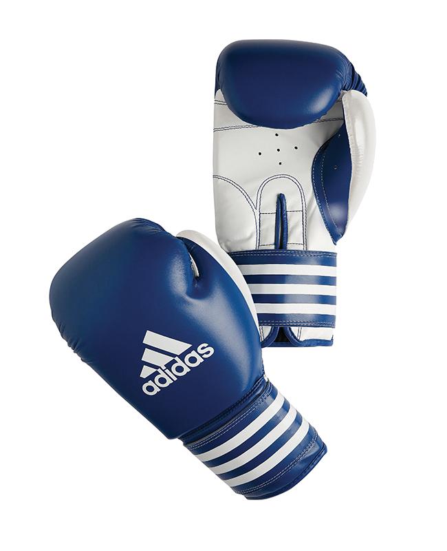 adidas ADIBC02 - Boxhandschuh Ultima 16oz, blau 16oz