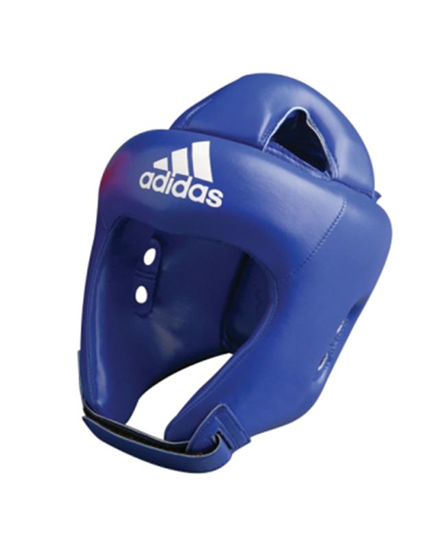 adidas ADIBH04 - Kopfschutz adistar Boxing, Farbe blau Gr. L, CE L