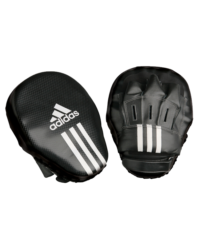 adidas Focus Mitt Short AERO PUNCH schwarz Paar adiBAC01