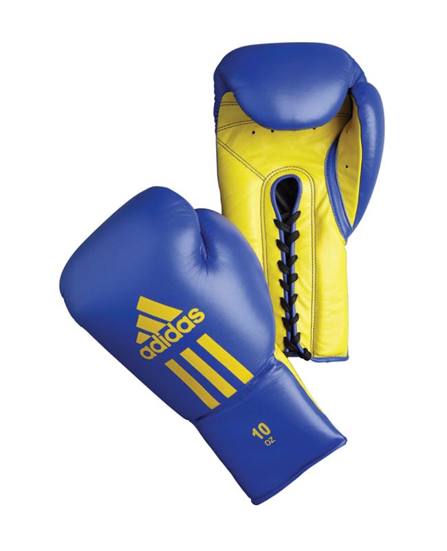 adidas ADIBC06 - Boxhandschuh Glory 8oz, blau 8oz