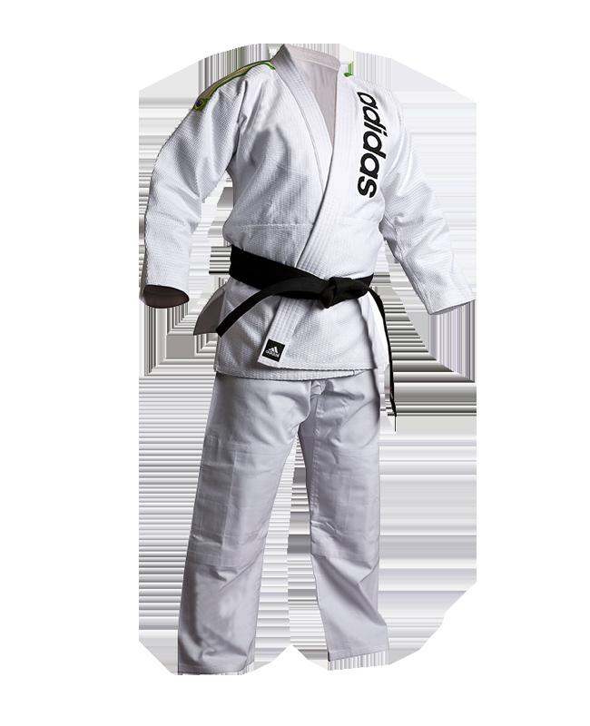 adidas JJ500 - Jiu Jitsu Gi, 200 200cm