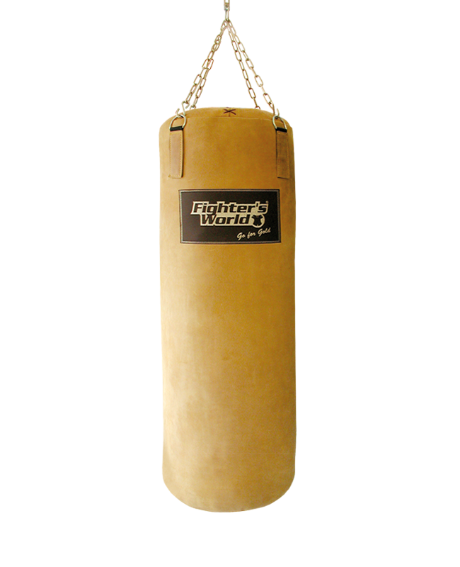 Boxsack Leder, FIGHTERSWORLD® Heritage authentic Style 120cm