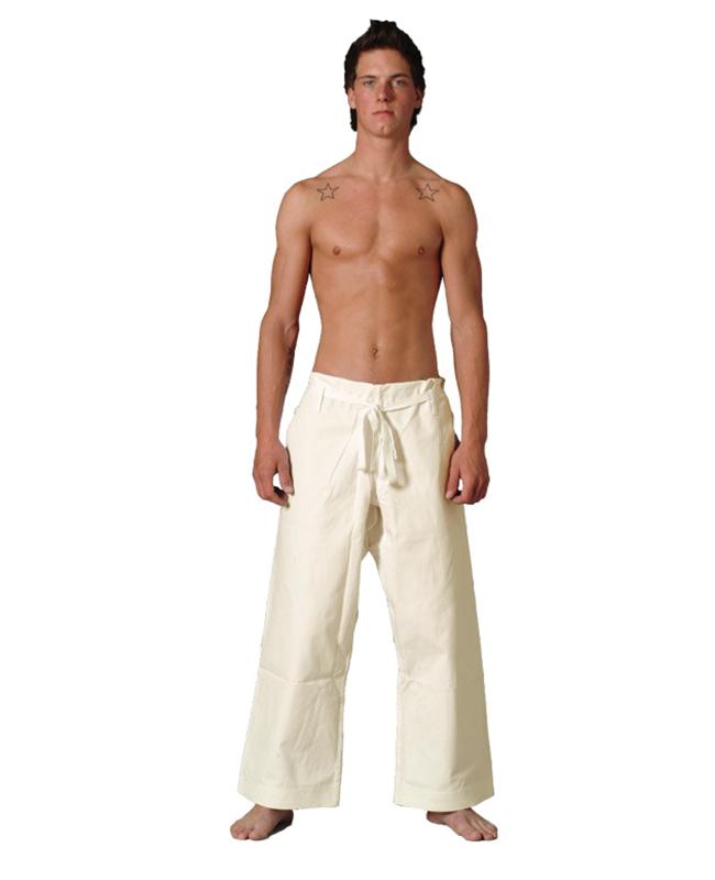 BN Honbu Kyokushin Ashihara Karatehose 160 cm Schnürbund 160cm