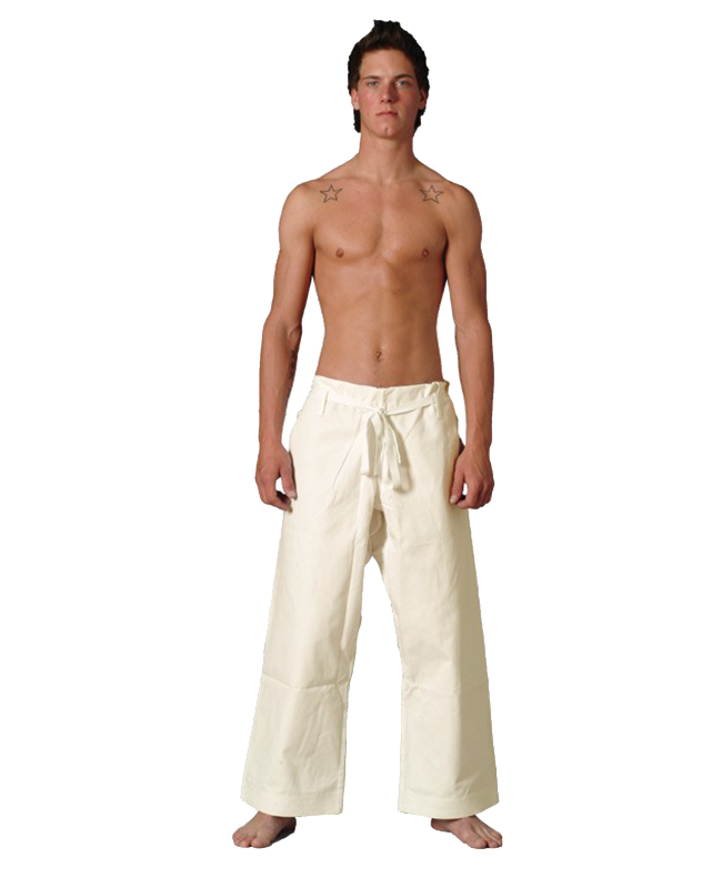BN Honbu Kyokushin Ashihara Karatehose Schnürbund