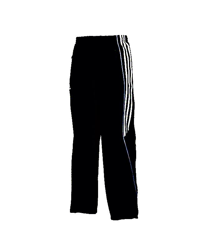 adidas T8 Teamwear Pants XS, men schwarz