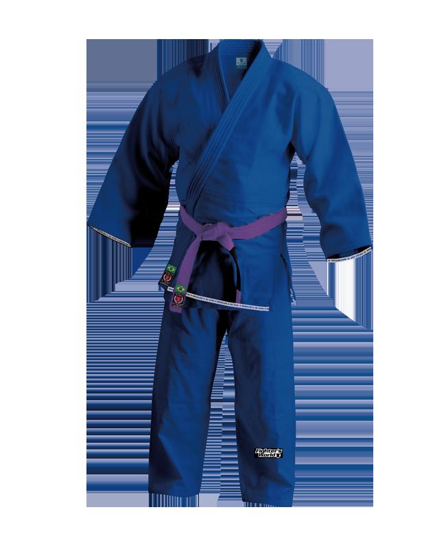 FW RIO Brazilian Jiu Jitsu Kimono blau A1 A1