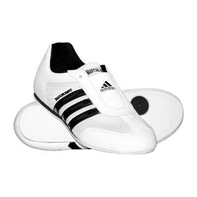 Kampfsportschuh adidas wing,weiss