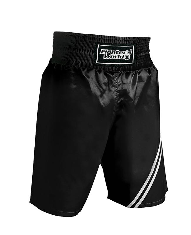 FW Club Boxing Shorts schwarz L