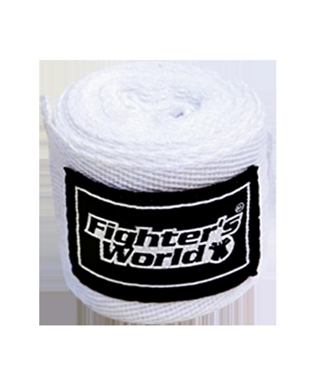 FW Boxbandagen Cotton 455 cm weiß