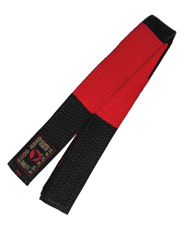BN Dan Gurt schwarz rot 260 cm