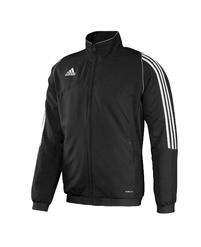 adidas T12 Team Jacket men schwarz adi X12734