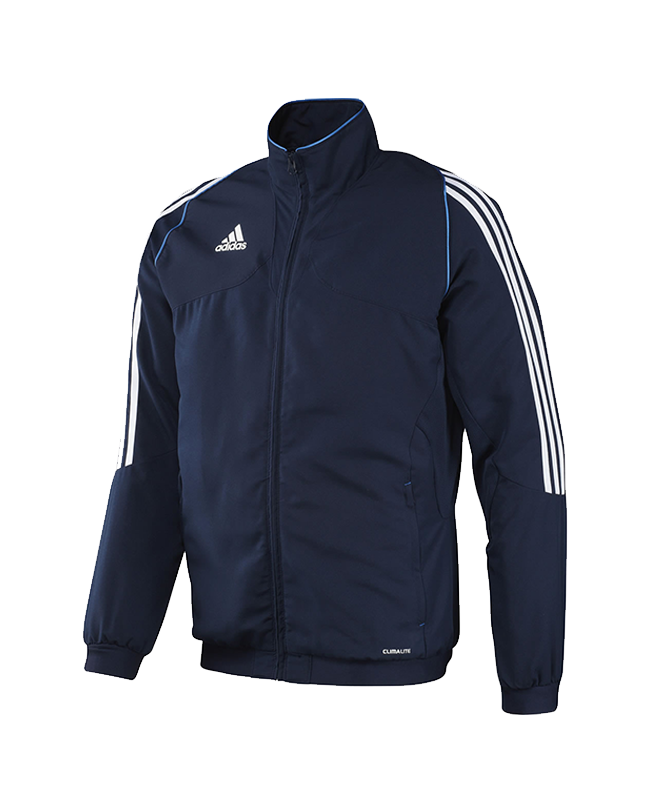 adidas T12 Team Jacket men Gr.14 blau XXXL adi X12737 14