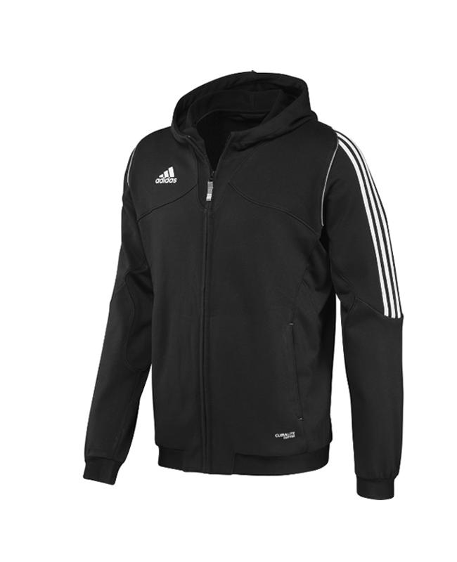 adidas T8/T12 Team Hoodie men schwarz adi X13150 13