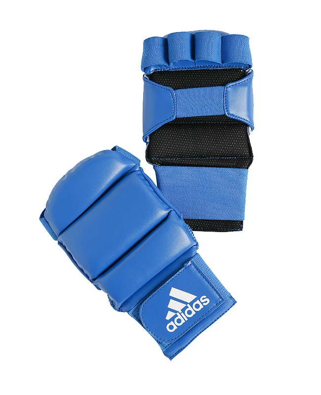 adidas Jiu Jitsu Faustschutz blau adiGJJ01 M