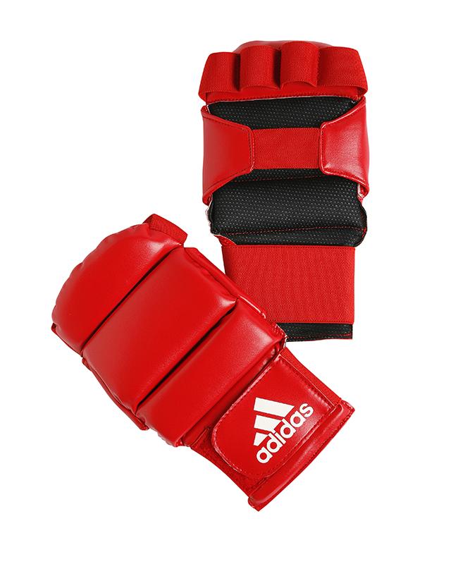 adidas Jiu Jitsu Faustschutz S rot adiGJJ01 S