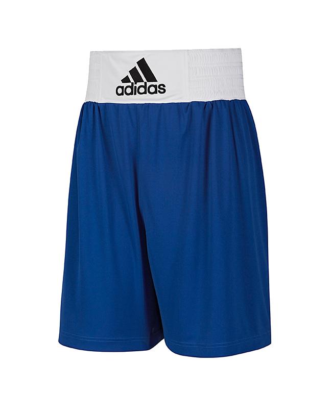 adi Boxer-Shorts Base Punch blau/weiß adidas V14111 L