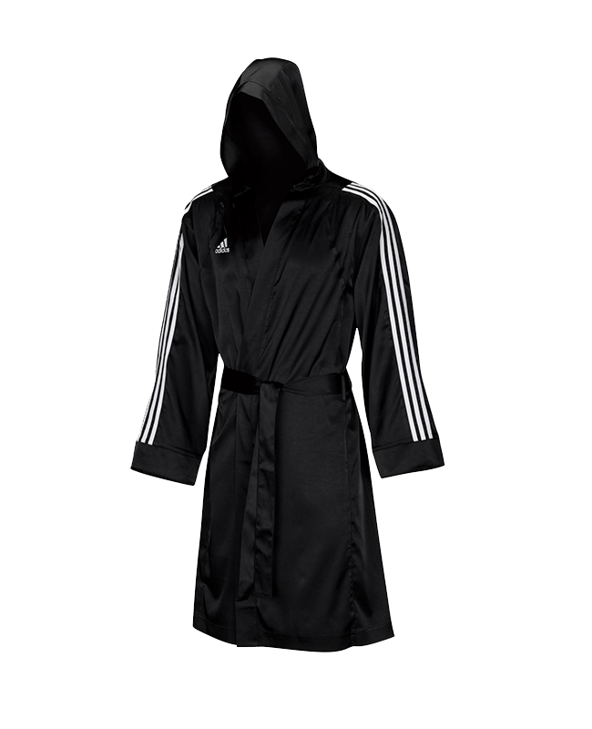 adidas Boxer Robe schwarz ADIRPBT01