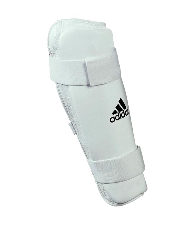 adidas Schienbeinschutz PU weiß adi 661.25 S