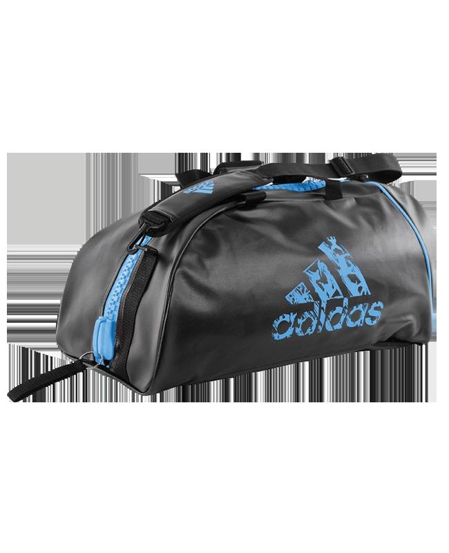 adidas Sporttasche PU schwarz/blau adiACC051C