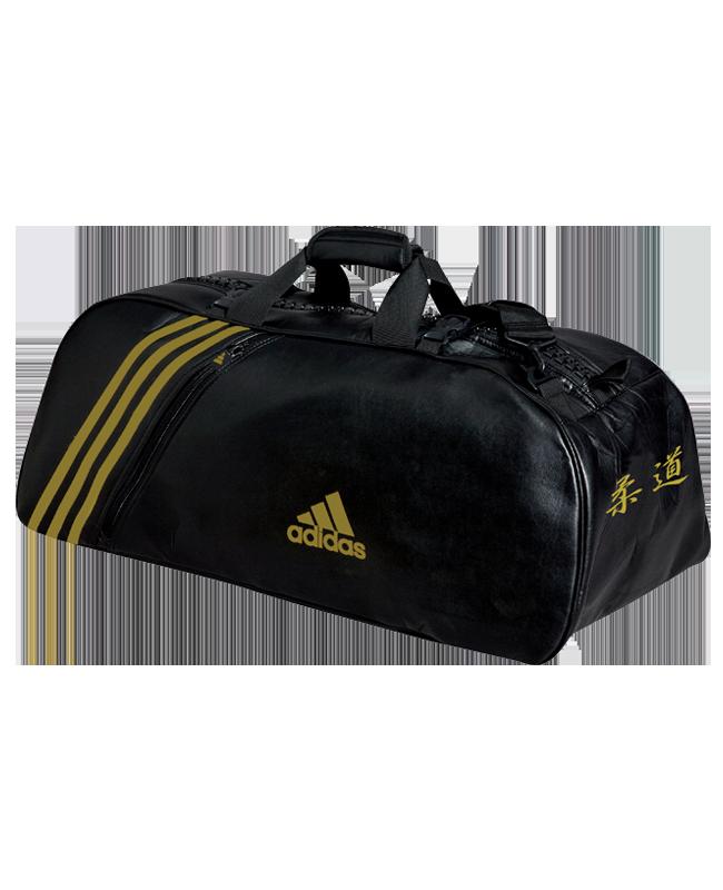 adidas Sporttasche PU JUDO schwarz/gold adiACC051J