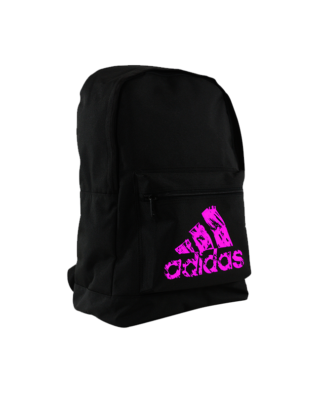 adidas Rucksack Basic Back Pack schwarz pink ADIACC093KD