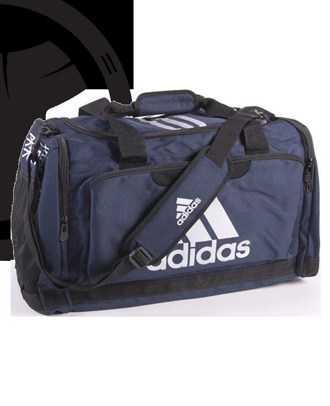 adidas Sporttasche Judo Team Bag blau