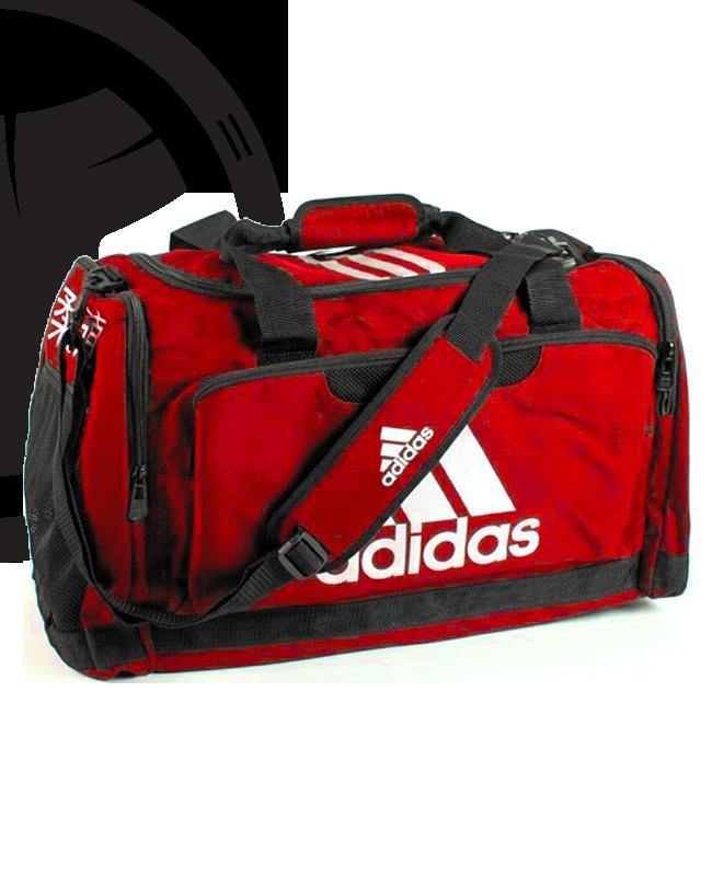 adidas Sporttasche Taekwondo Team Bag rot
