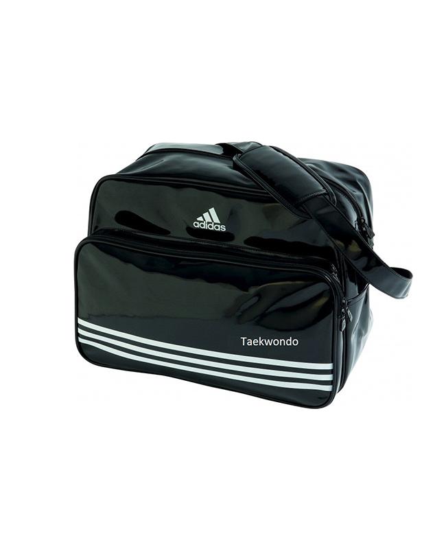 adiACC110-CS Sporttasche TAEKWONDO M Shiny Bag PU M