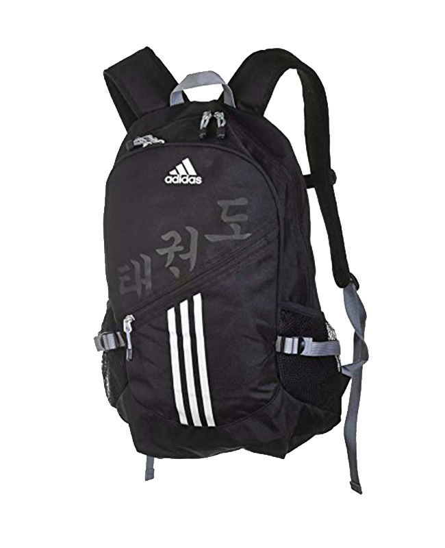adidas Taekwondo Rucksack schwarz adiACC98-T