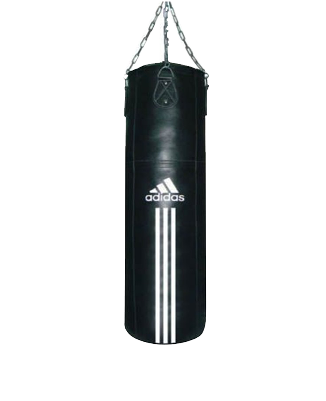 adidas Boxsack Heavy Leather, 90x40cm, 43kg gefüllt adiBAC16 90x40 43kg
