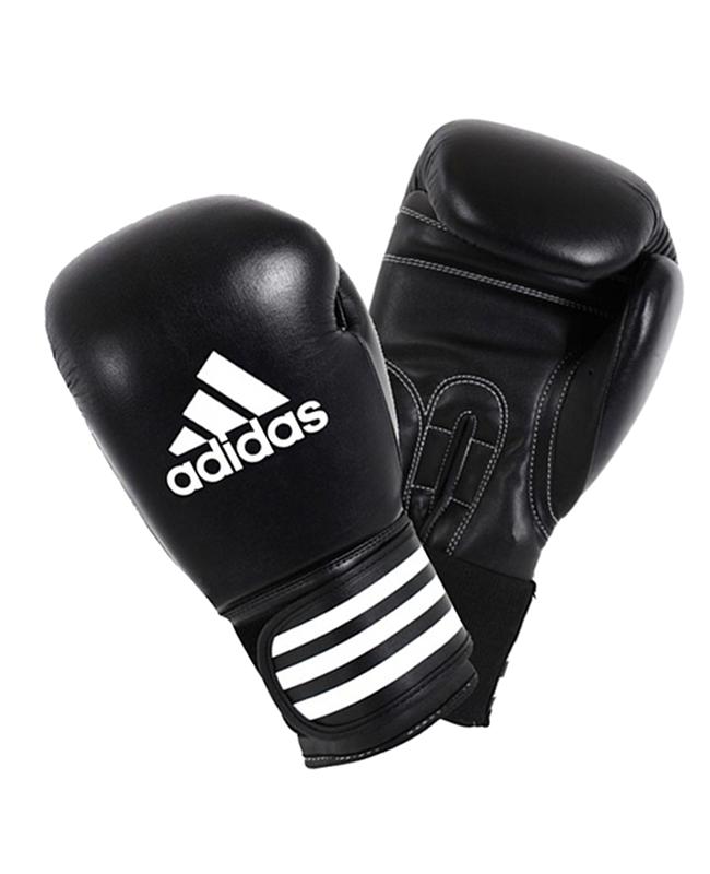 adiBC01 Boxhandschuh Performer 8oz schwarz/weiß adidas 8oz