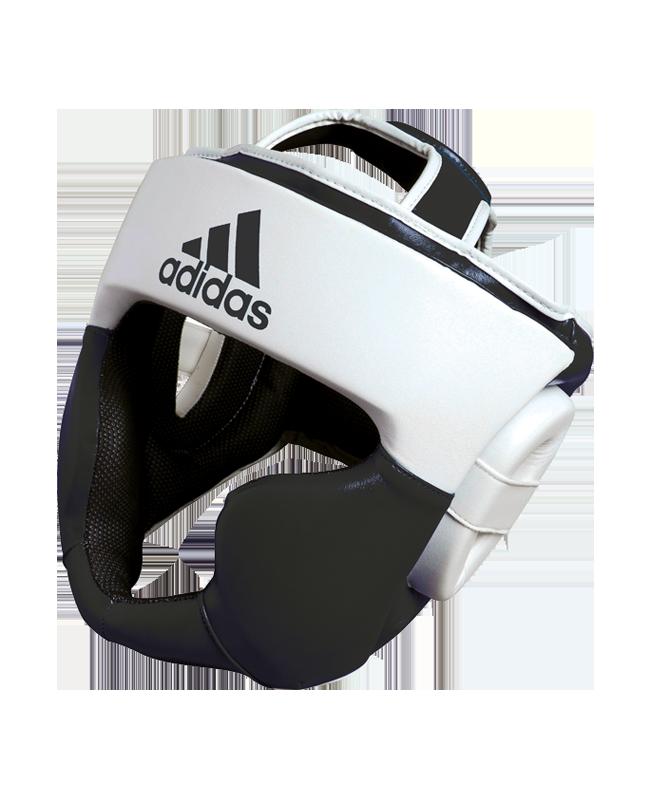 adidas Kopfschutz RESPONSE schwarz/weiß adiBHG023