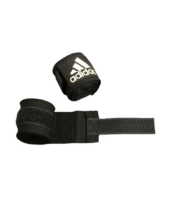 adidas Boxbandagen elastic Farbe schwarz ca. 5 x 255 cm adiBP03 255cm