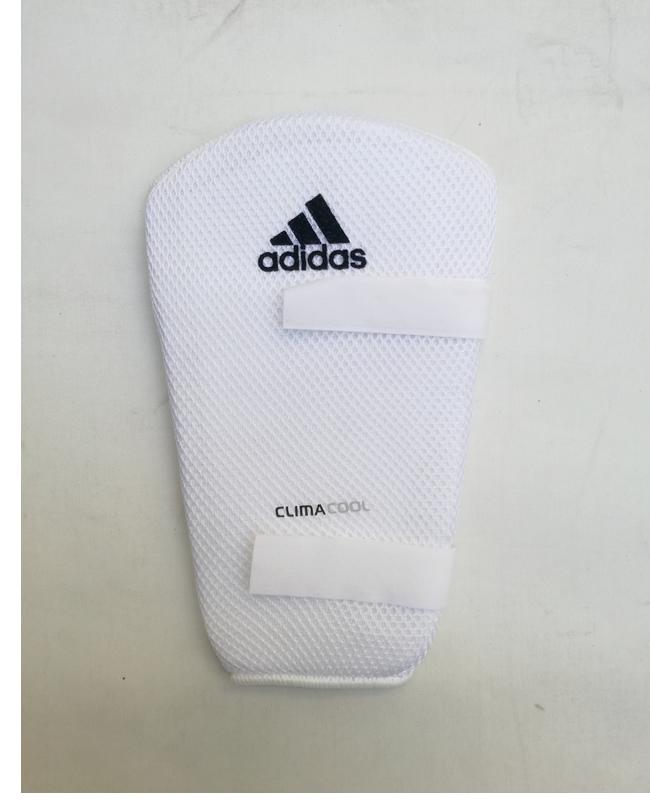 adiBP07 Schienbeinschutz Cotton L weiß adidas L