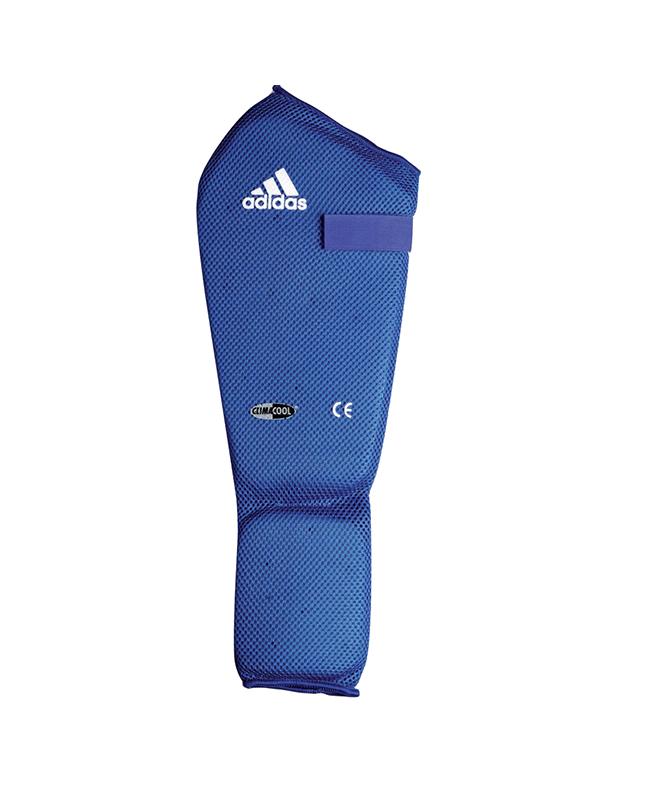 adidas ClimaCool Schienbein/Ristschutz blau adiBP08 S