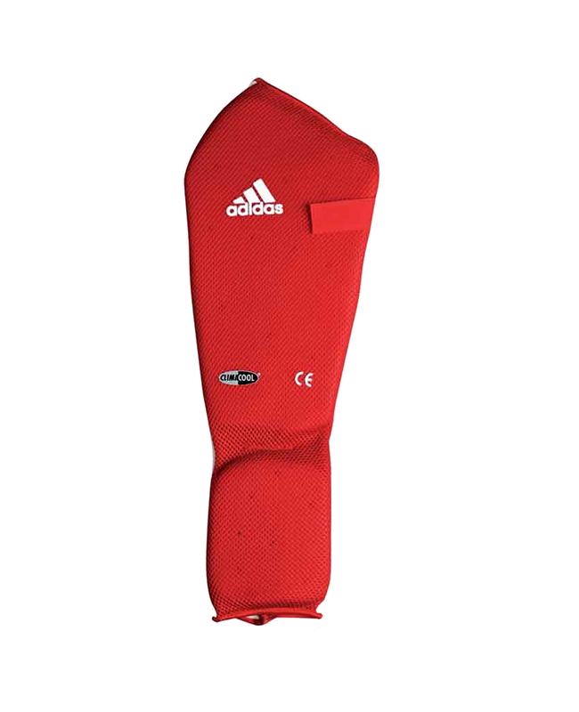 adidas ClimaCool Schienbein/Ristschutz rot adiBP08 XL