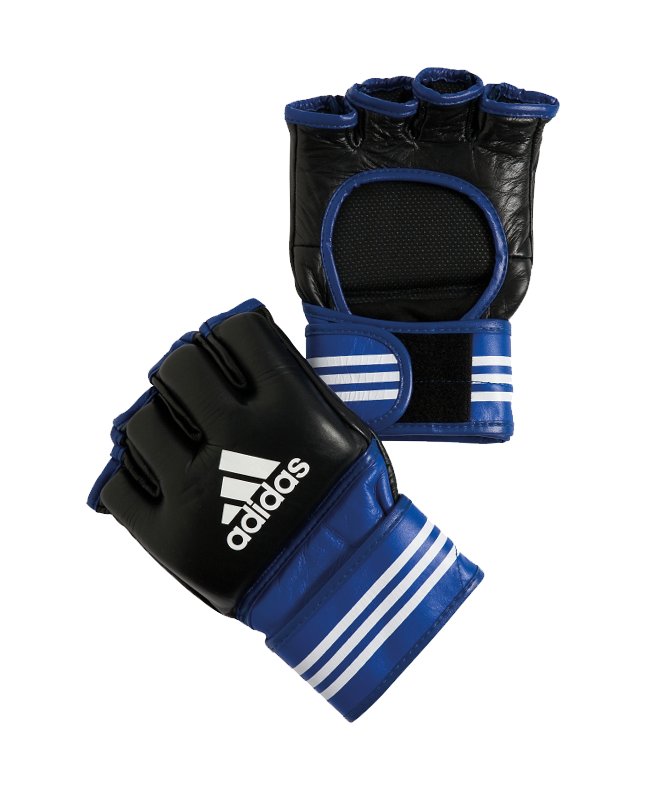 adiCSG04 Ultimate Fight Glove schwarz blau