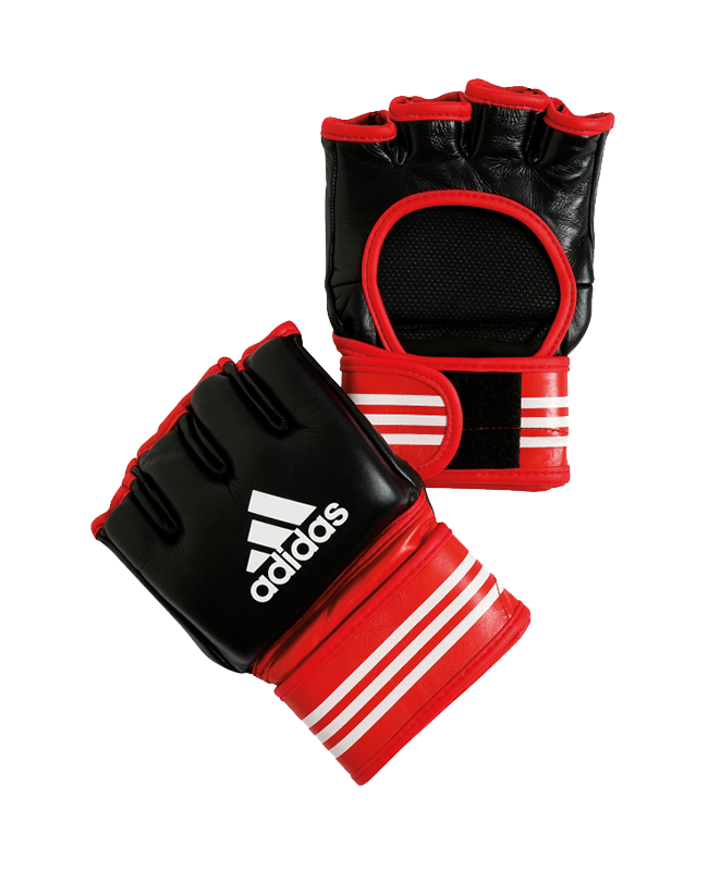 adiCSG04 Ultimate Fight Glove schwarz rot L L