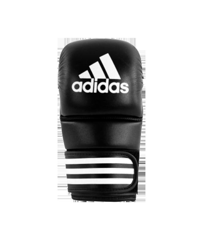 adidas Training Grappling Glove schwarz weiss size ADICSG061