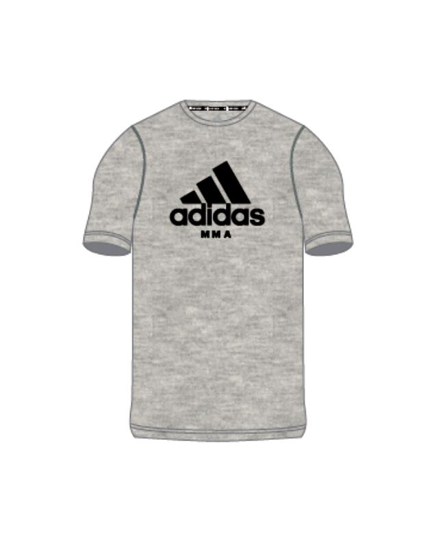 adidas Community T-shirt MMA grau size XXL ADICTMMA XXL