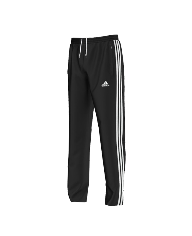 adidas T16 Team Pant YOUTH Hose schwarz AJ5310 152