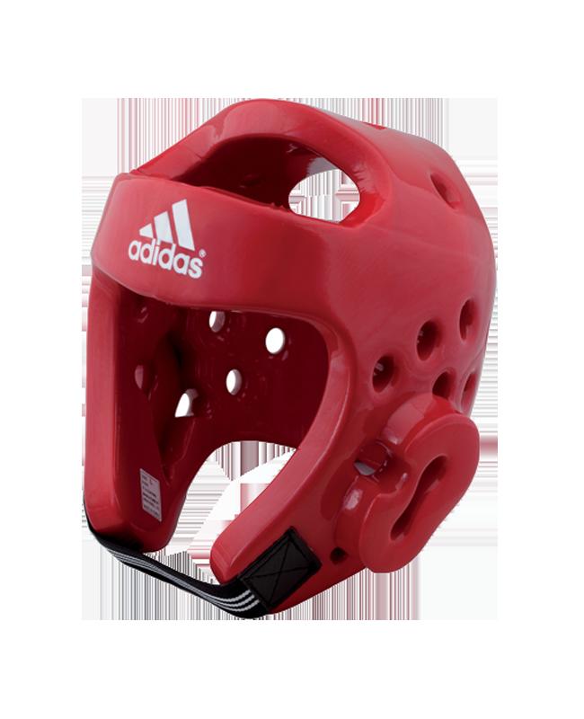 adidas Taekwondo Kopfschutz Gr. XL rot WTF approved, adiTHG01 XL
