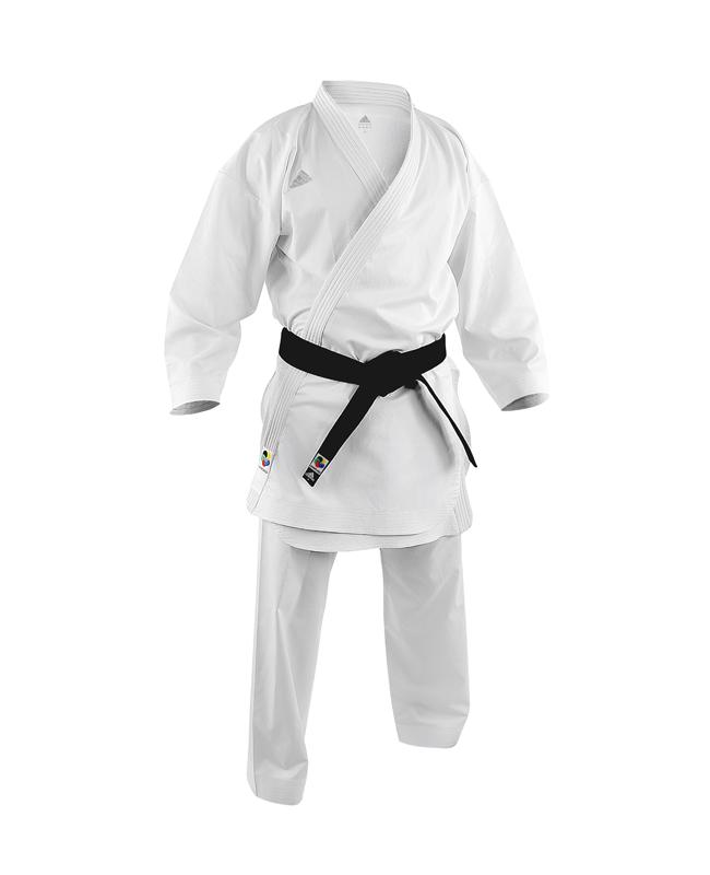 adidas Karateanzug adiZero weiß