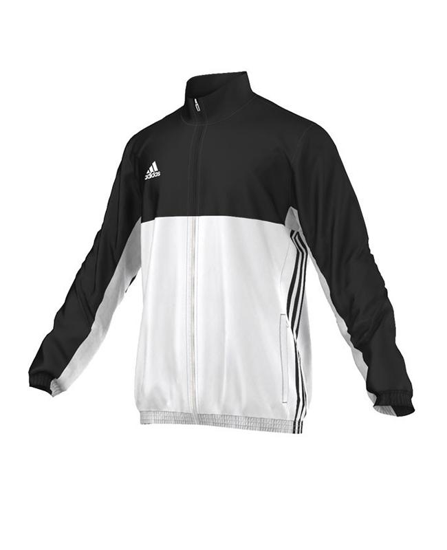 adidas T16 Team JKT MEN Jacke XXL schwarz/weiss AJ5382 XXL