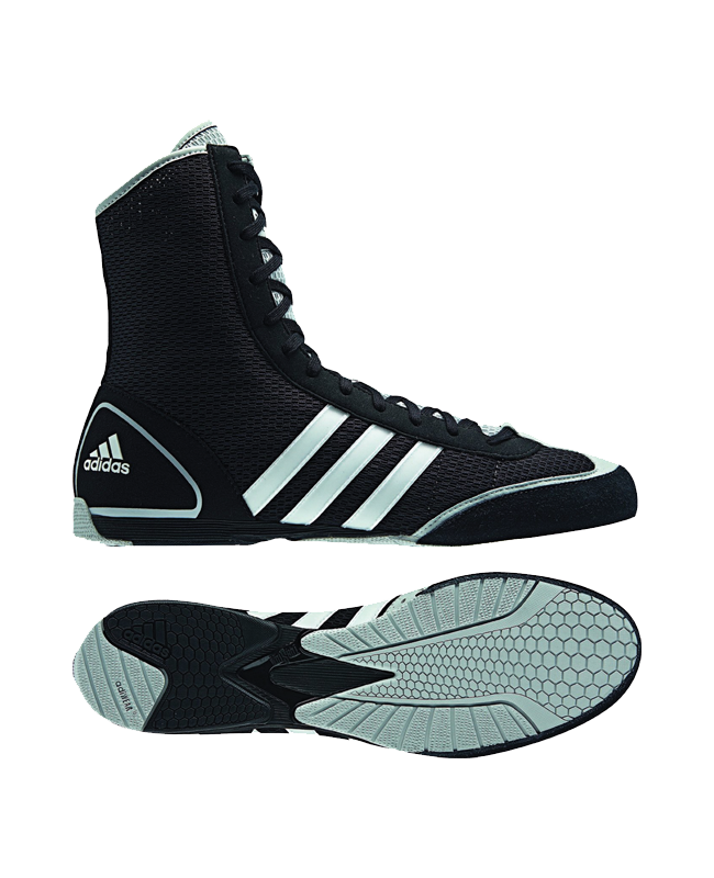 adidas Box Rival 2 Boxerschuhe Gr.42 schwarz UK 8 UK8