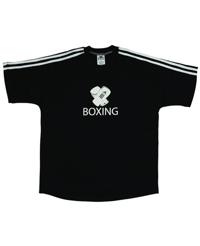 adidas Boxing T-Shirt schwarz
