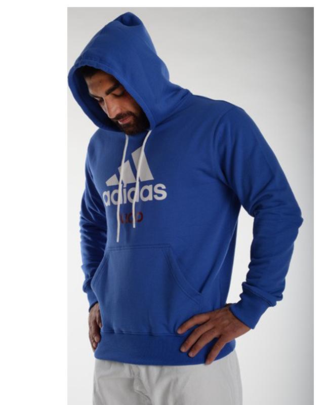 adidas Community Hoodie Judo blau  XL XL