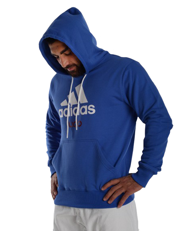 adidas Community Hoodie Judo blau