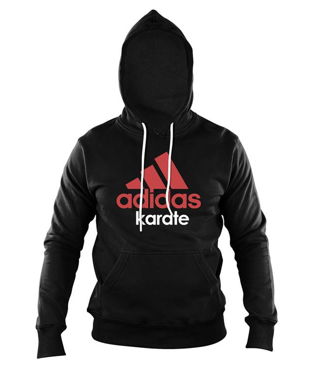 adidas Community Hoodie Karate schwarz adiCHKS