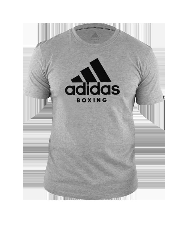 adidas Community T-Shirt Boxing grau adiCTB